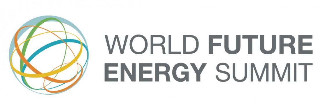 阿布達比 世界未來能源與水處理展 logo