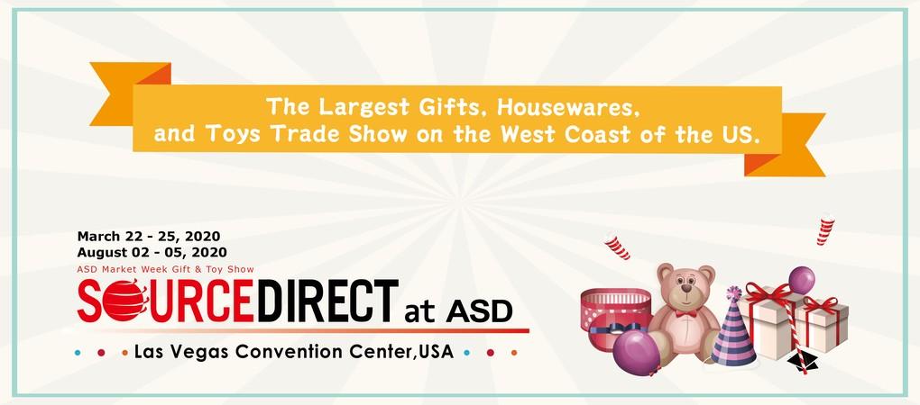 美國 拉斯維加斯綜合商品展 (ASD 春季)